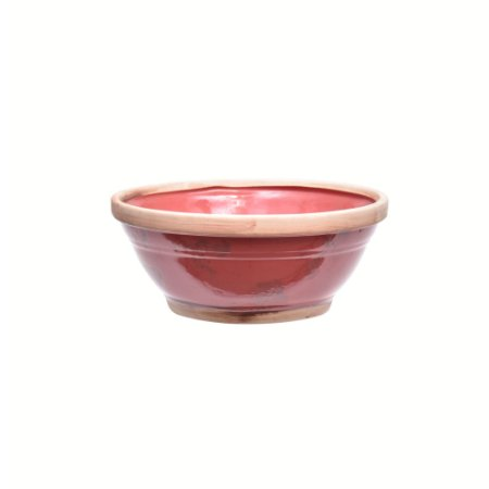 Vaso cerâmica seleta cuia grande