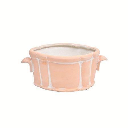 Cachepot Floreira Inglesa Cerâmica