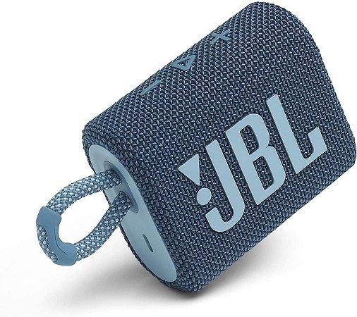 CAIXA JBL GO3 BLUETOOTH