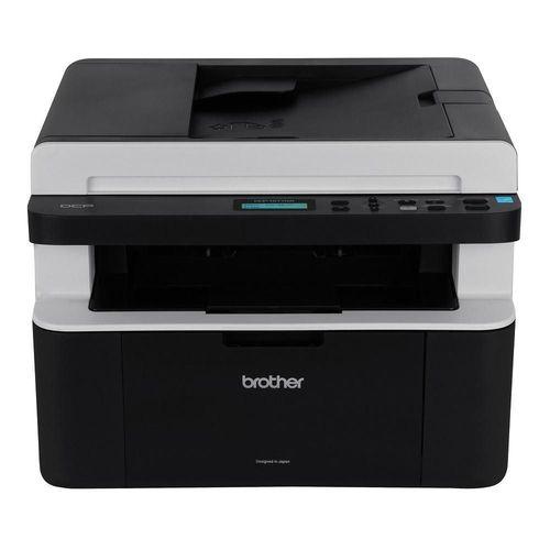 Impressora Multifuncional Brother Laser Mono Wifi Dcp-1617nw