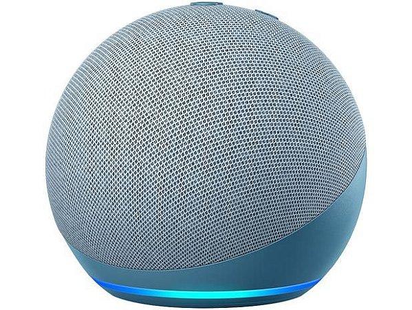 Echo Dot 4ª Geração Smart Speaker com Alexa