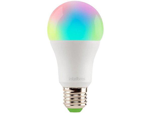 Smart Lâmpada Inteligente Intelbras EWS 407  7W, Bivolt, Casa Inteligente Wi-Fi, compatível com Alexa