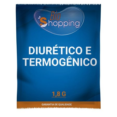 Sachê Diurético e Termogênico (sabor uva) - Bioshopping
