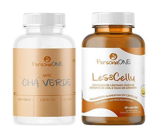 Celulites ( Less Cellu + Chá verde)