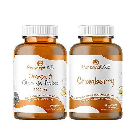 Cranberry + Ômega