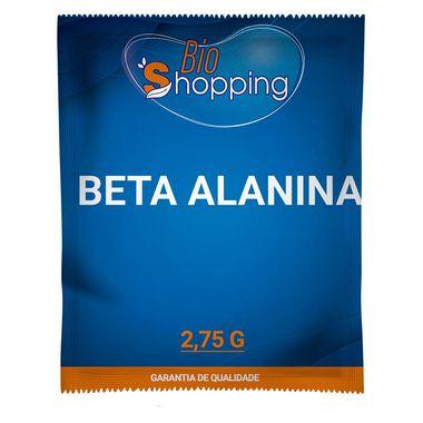 Beta Alanina 2,75g 30 Sachês - Bioshopping