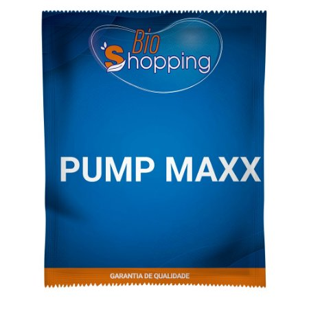 Pump Maxx (30 sachês) -  Bioshopping