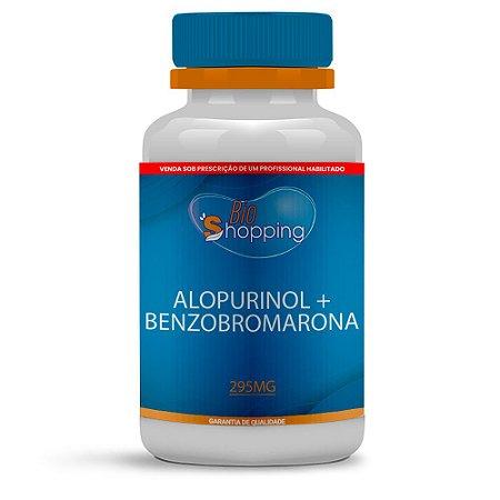 Alopurinol 250mg + Benzobromarona 45mg -  Bioshoppping