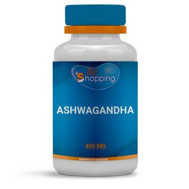 Ashwagandha 400mg - Bioshopping