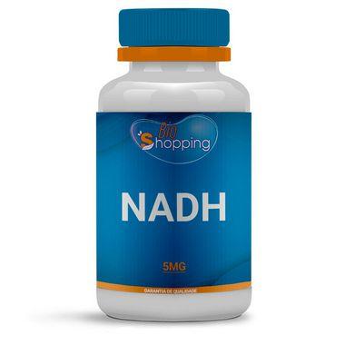 NADH 5mg - Bioshopping
