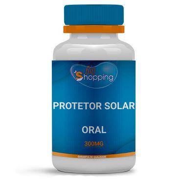 Protetor Solar Oral - BioShopping
