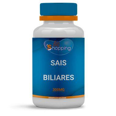 Sais Biliares 300mg - Bioshopping