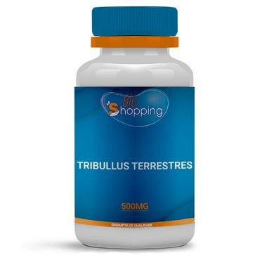 Tribullus Terrestres 500mg - BioShopping
