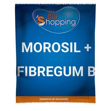Morosil 400mg + Fibregum B 3g - Bioshopping