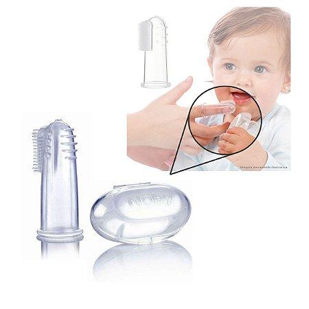 Massageador e Escova Dental Bebê