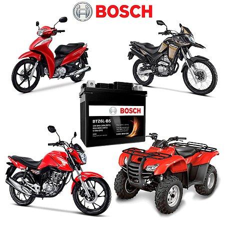 Bateria de Moto BOSCH BTZ6L-BS