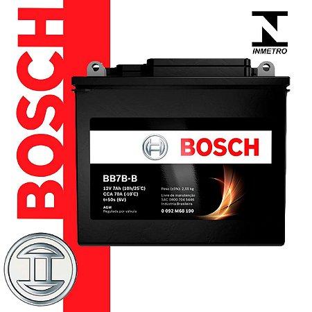 Bateria de Moto BOSCH - BB7B-B