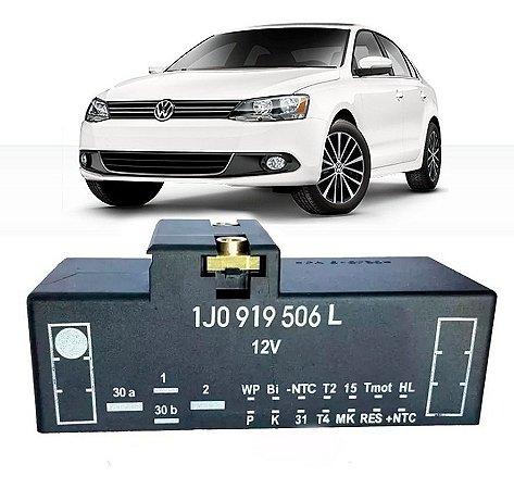Modulo Rele Ventoinha Ar Audi A3 Golf Jetta 1j0919506l 506l