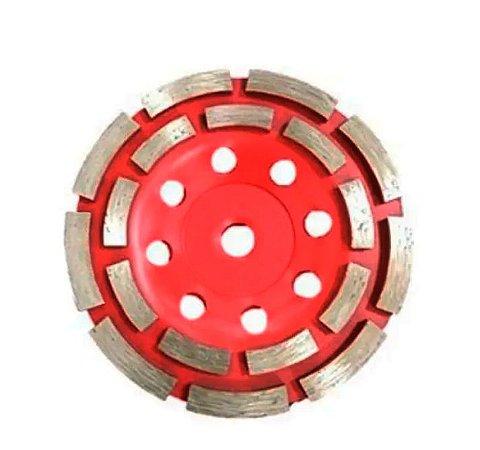 Disco Desbaste Diamantado 115mm Concreto Segmentado Cortag