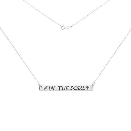 Colar In The Soul - Prata 925