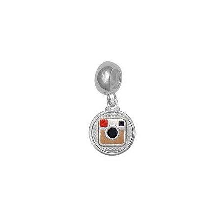 Berloque Instagram - Prata 925