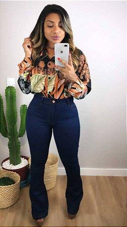 Calça Jeans Flare Carmen IV