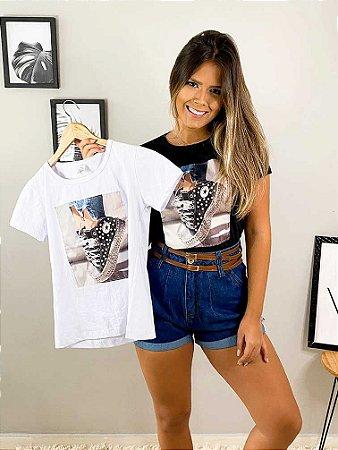 T-Shirt Tênis Teen