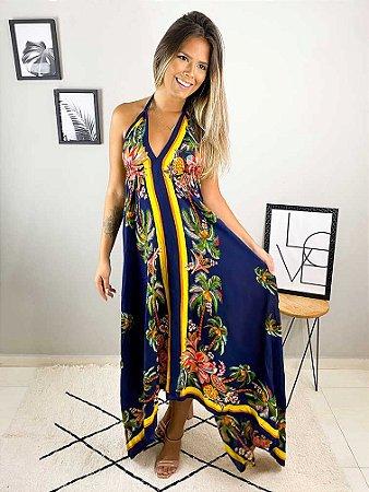 Vestido Tropicana