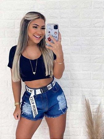 Short Jeans Cintinho NYC