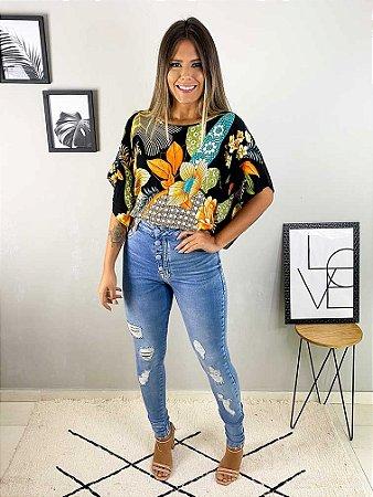 Calça Jeans Buttons II (Carmen)