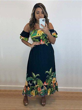 Vestido Longo Serena