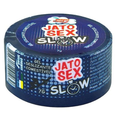 Gel Retardante Jato Sex Slow 7g