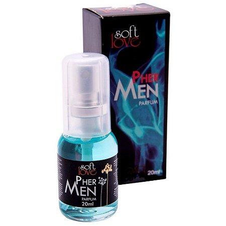 Perfume Masculino Afrodisíaco PherMen 20ml