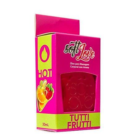 Gel Comestível Hot - Tutti Frutti