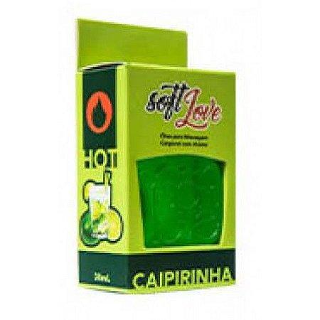 Gel Comestível Hot - Caipirinha