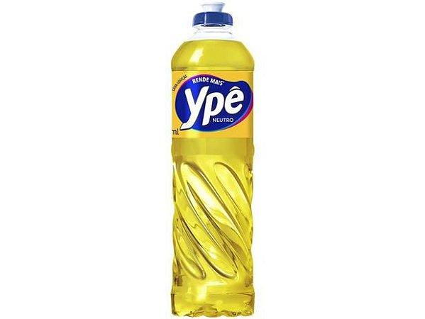 Detergente 500ML Neutro YPE