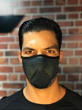 Máscara de Tricô Baro 3D Knit Super Proteção 4 Camadas