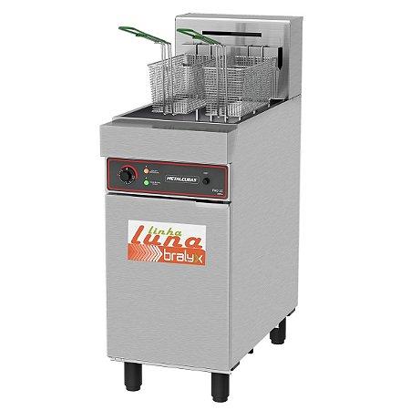 Fritadeira Industrial Elétrica FAO 2C 220V / 380V