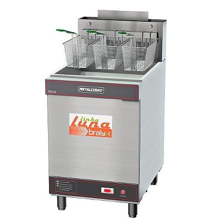 Fritadeira Industrial a Gás FOG 3C