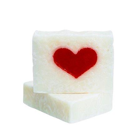 Sabonete Vegetal Glicerinado Love 120gr