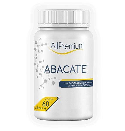 Abacate 1000mg - 60 Cápsulas - AllPremium