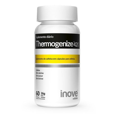 Thermogenize 420 - 60 Cápsulas - Inove Nutrition