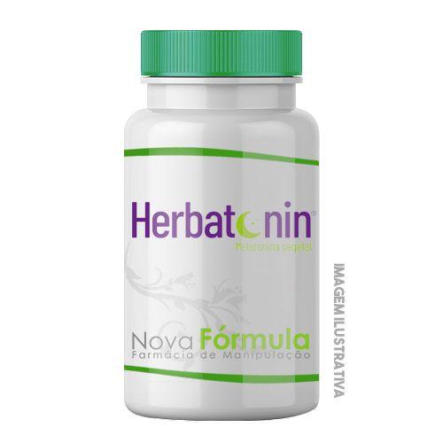 Herbatonin Melatonina Vegetal 30mg.