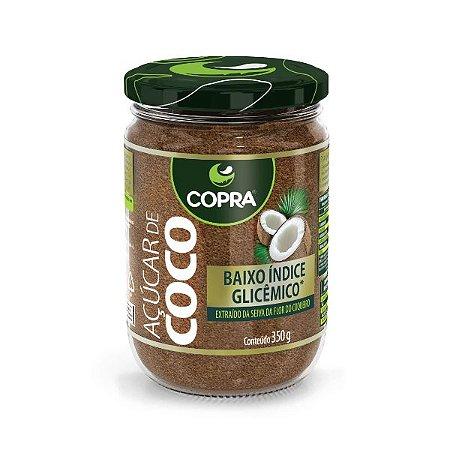Açucar de Coco 350g Orgânico - Copra
