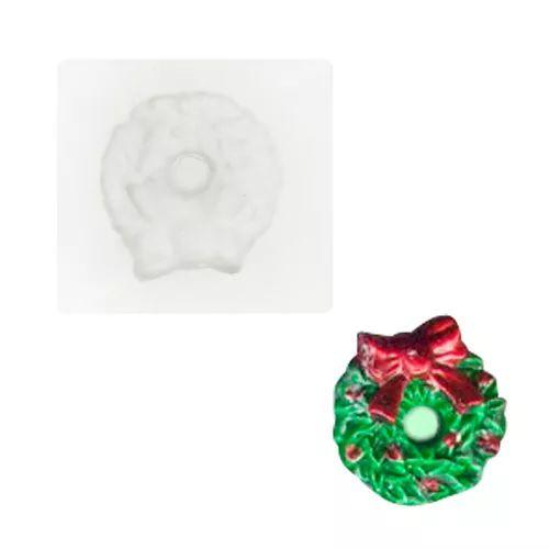 Molde de silicone  Guirlanda Mini  Natal