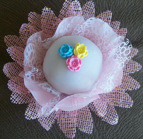 Flor mini - (0,8cm) (60 unidades)