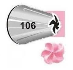 Bico nº 106 Flor - Wilton - 402-106