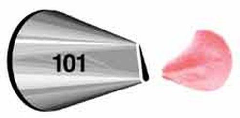Bico nº 101 Pétala - Wilton - 402-101