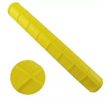 Rolinho Artístico Amarelo (Tijolinho Grande)