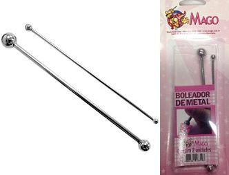 Boleador metal - 2 unidades - Mago